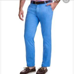 Blue Vineyard Vines Slim Fit Pants